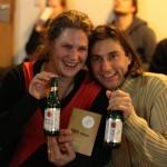 Verena Henetmayr (Trailerwettbewerb) und Michael Wirthig