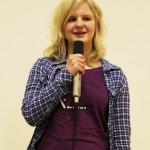 Sarah Nörenberg präsentiert ihr Doku-Projekt über Bud Spencer