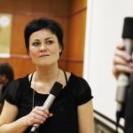 Katja Jäger vom film:riss-Team