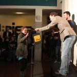 Terese Meikl gewinnt die film:riss-Siegerfilm-DVDs
