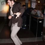 Leonhard Müllner tanzt