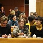 Kunstfilm Wettbewerb: die Jury findet's lustig
