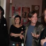 Karin Fisslthaler, Katja Jäger, Robert Buchschwenter und Adnan Popovic