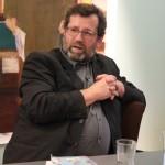 Wolfram Paulus beim Drehbuchworkshop
