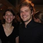 Carina Bösch und David Dittrich