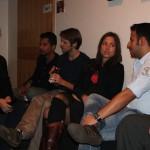 Diego Breit, Carlos, David Bohun, Catalina Molina und Hüseyin Tabak