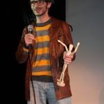 Christian Höller erhält den Hubert-Sielecki-Preis