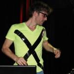 Kristian Davidek tanzt