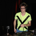 Kristian Davidek lässt tanzen