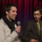 Robert Feitzinger, Gestalter des film:riss 10 Trailers