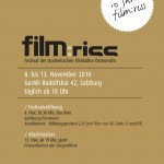 film:riss 10 Plakat