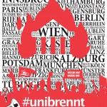 Eröffnungsfilm unibrennt – Bildungsprotest 2.0